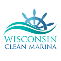 Wisconsin Clean Marina Transparent Logo